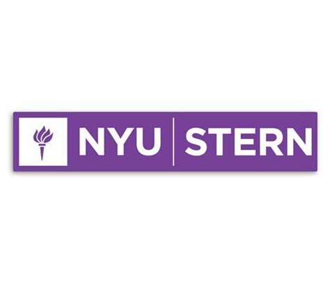 Nyu Mba Business Cards by New York Bookstores Nyu Decal