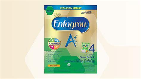 Enfagrow 4 Vanila 1800g enfagrow a 4 enfa a indonesia