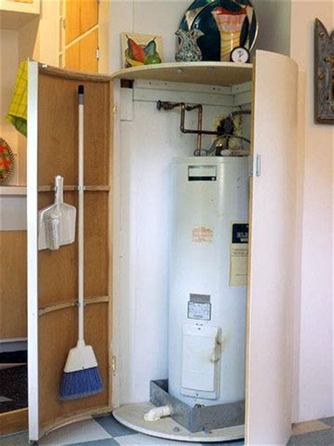 Water Heater In Closet by High Impact Remodeling Projects Thermostats U Storage And Cabinets