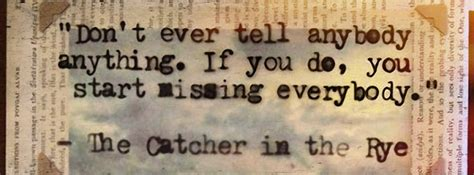 catcher in the rye theme song the catcher in the rye by j d salinger hubpages