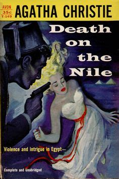 libro death on the nile peril at end house agatha christie agatha christie y house