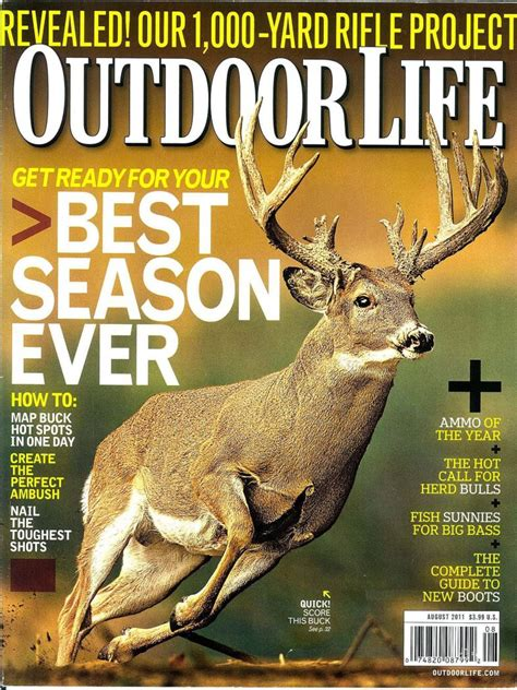 outdoor life outdoor life magazine the bodyproud initiative
