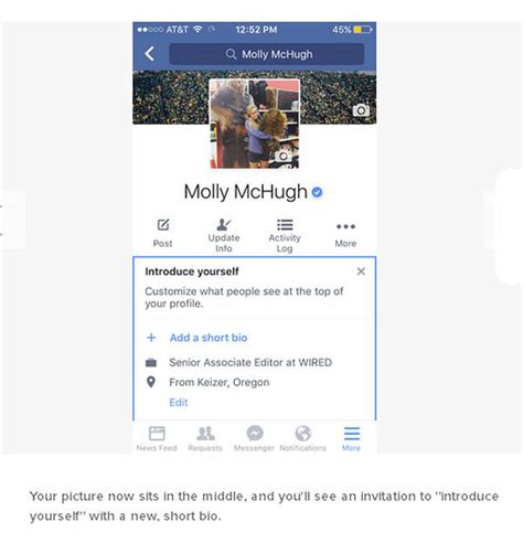 turn  facebook profile picture   gif