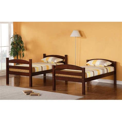 wooden twin bed 3 discount bunk beds for kids with 70 percent off and consumer reviews home best