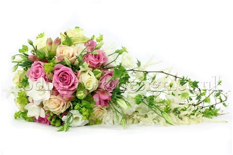 Wedding Bouquet January by Click On Image To Enlarge