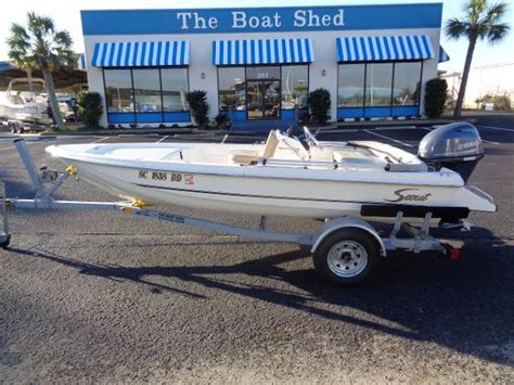 scout boats for sale south carolina used center console scout boats for sale in south carolina