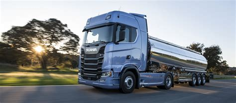scania trucks new scania r 730 v8 completes the 6 range scania