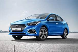 2017 hyundai solaris officially revealed in russia