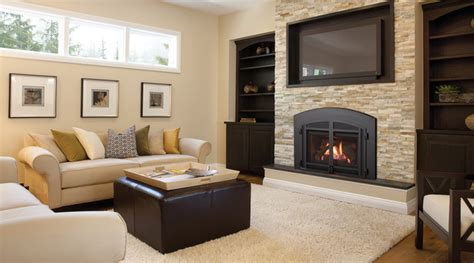 family room fireplace regency liberty l390 gas fireplace insert contemporary