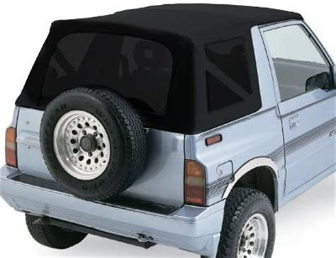 rampage replacement soft tops 95 98 geo tracker