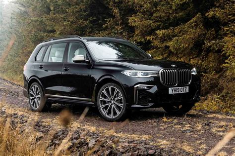 bmw x7 review 2019 parkers