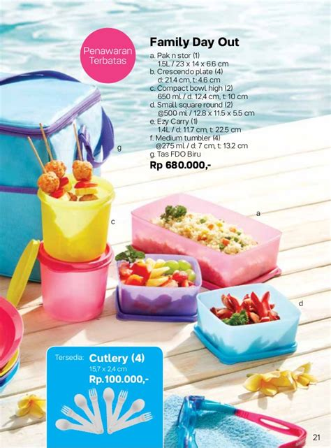 Tupperware Ezy Carry 1 4l 087837805779 tupperware 2017 katalog tupperware