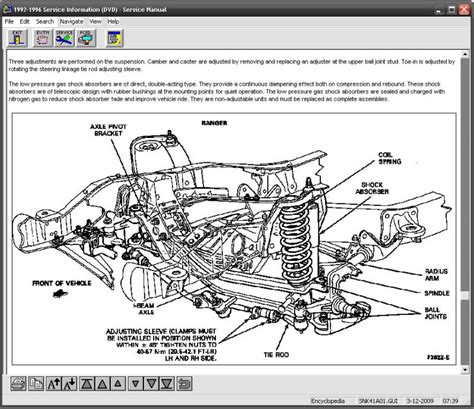 ford escape  al  manual de reparacion  taller