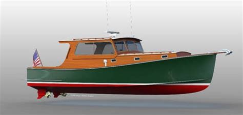 lobster boat layout zurn designs william 38 lobster boat barche a motore