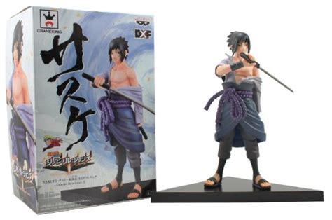 Banpresto Hscf Sasuke Set 2 banpresto shippuden sasuke shinobi relations 2 uchiha 6 5 dx figure
