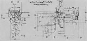 Volvo 270 Outdrive Manual Volvo Penta Aq131 D Benzinmotor Schmidt Seifert Ohg