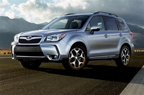 2015 Subaru Forester Reviews And Rating Motor Trend