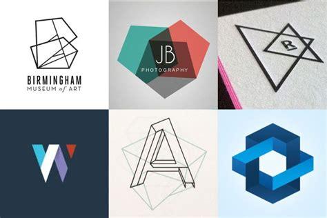 geometric pattern logos geometric shapes logos logo pinterest modern logo