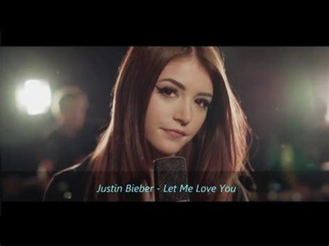 Me Me Me Original Video - 小賈斯汀 let me love you 讓我再愛一次 中英字幕 youtube