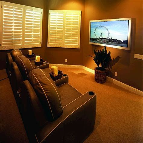 home theater for small room home
