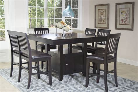 espresso dining room table espresso dining room table sets home design ideas http