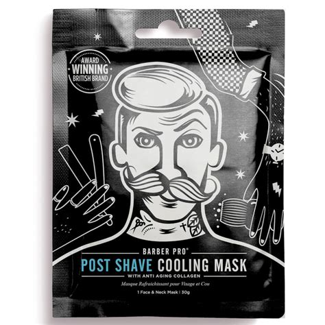 Masker Mata Emas Hello Collagen Hk Eye Mask barber pro post shave cooling mask with anti ageing