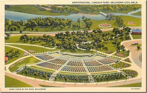 Okc Search Oklahoma City Zoo Hitheater Oklahoma City Historical Postcards Oklahoma