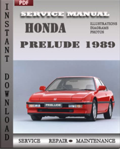 car owners manuals free downloads 2000 honda prelude head up display 1987 to 1989 honda prelude car photos