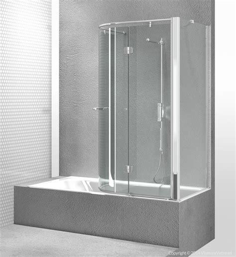 pareti per vasca parete per vasca in vetro temperato replay sr se by