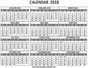 Calendar 2018 Pocket 2018 Pocket Calendar Print Calendars From