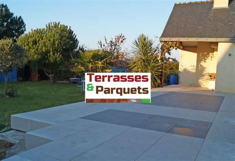 Parquet Terrasse Bois by Terrasses Parquets Terrasse Carrelage Sur Plots