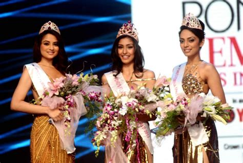 Pond S Femina Miss India 2013 Navneet Kaur Dhillion Wins