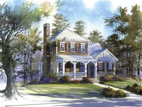 House Plans Southern Eplans Farmhouse House Plan Topwater Lodge From The