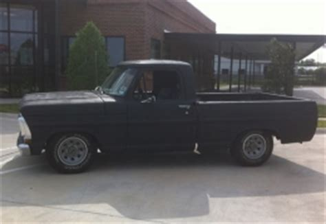 1970 ford f series swb build by bickgibbs