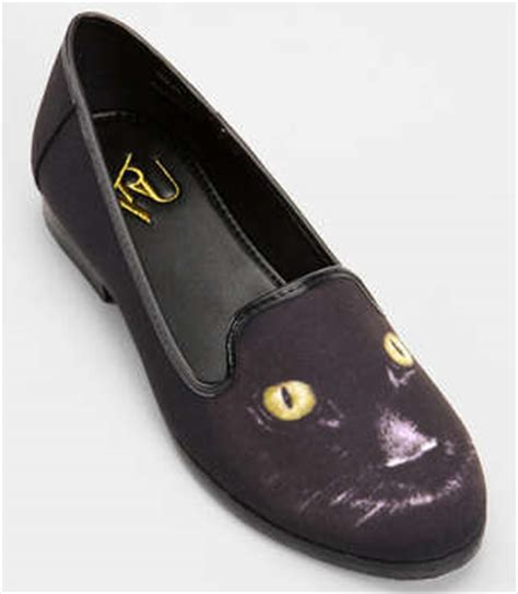 cat loafers feline faced slippers cat loafers