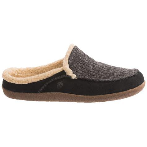 acorn slippers for acorn crosslander mule slippers for 7559m save 53
