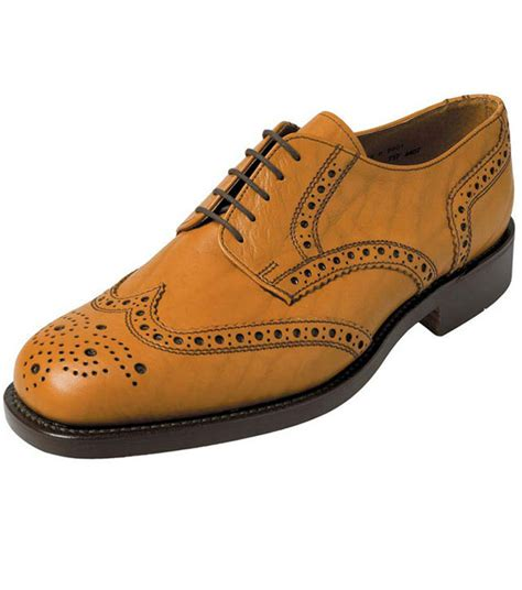 Mens Handmade Shoes Uk - hoggs stirling leather soled by hoggs of fife handmade