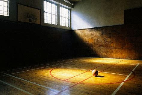 empty basketball court quotes image quotes at hippoquotes