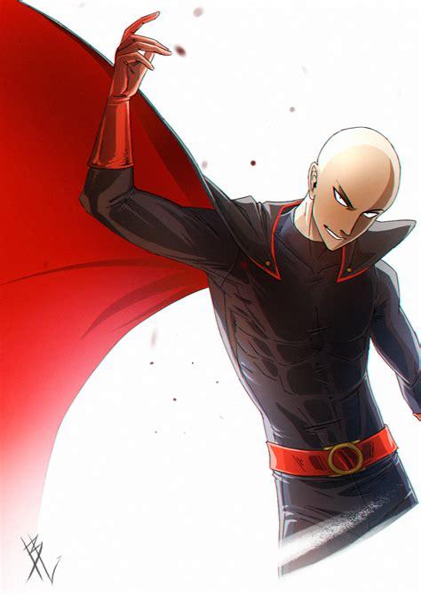 and villain fan villain saitama onepunchman by blacklawliet on deviantart