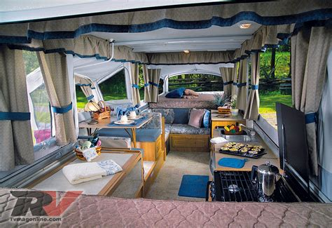 Trailer Tent Interior by Tent Cer Trailers Buyer S Guide Rv Magazine