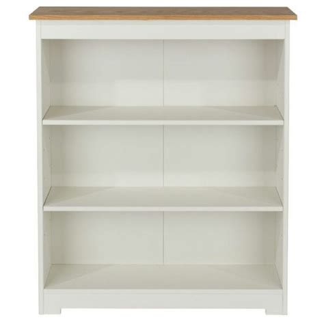 Low Wide White Bookcase by Colorado White Low And Wide Bookcase Cheap Furniture