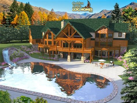 log home mansions inside luxury log homes log cabin mansion homes log