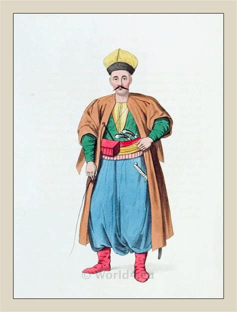 traditional ottoman clothing ottoman empire men costumes it was puffy pants a long