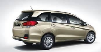 honda new car mobilio price honda mobilio india price review images honda cars