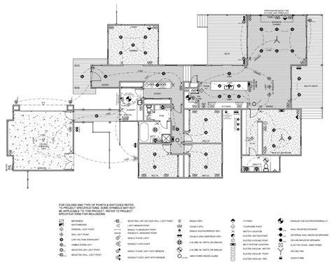 electrical plan the electrical plan lot 271
