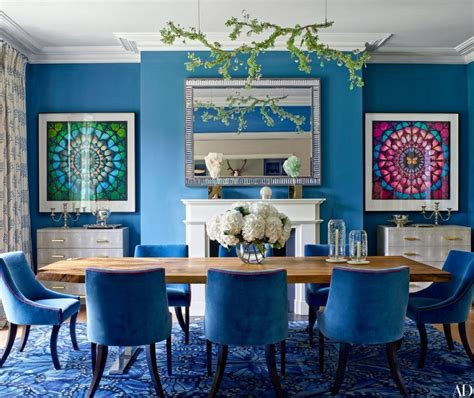 blue dining room ideas 2018 these blue dining room designs are on home and decoration