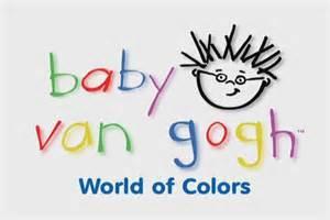 baby gogh world of colors ребенок энштейн ребенок ван гог мир цвета baby