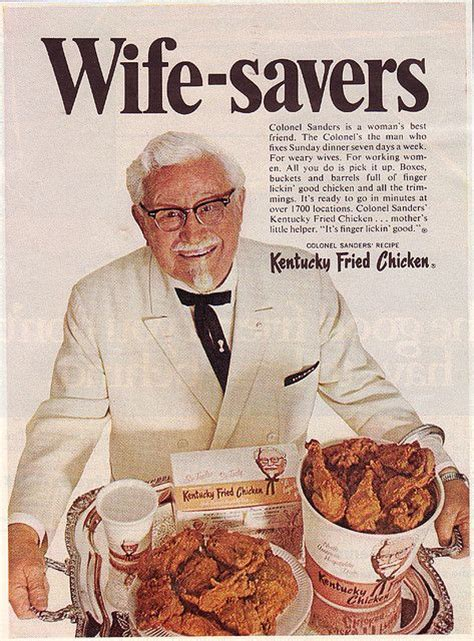 41 best vintage kfc images on kentucky fried kentucky fried chicken ad 1968 vintage ads advertising buckets and kfc