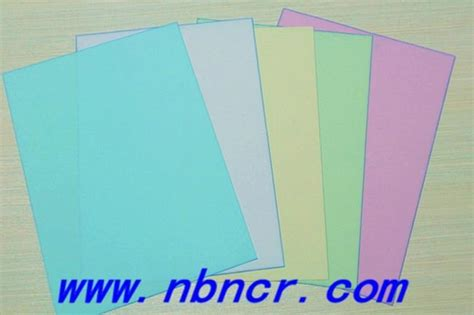 writing printing paper manufacturer carbonless paper 48162000 nbncr china manufacturer