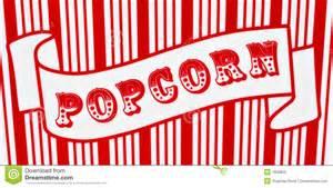 popcorn sign stock photo image 1850830